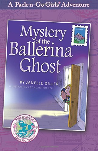 Mystery Ballerina Ghost Pack n Go Adventures product image