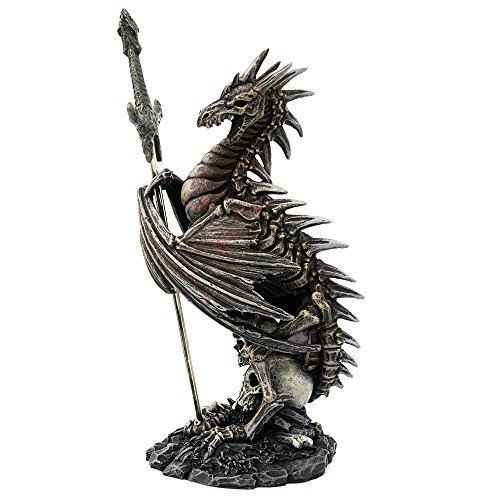 Ruth Thompson Dragon Blade Collectible Storm Litche Dragon Letter Opener premium decor collectible figurine