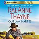 Outlaw Hartes: The Valentine Two-Step and Cassidy Harte and the Comeback Kid Audiobook by RaeAnne Thayne Narrated by Kaleo Griffith