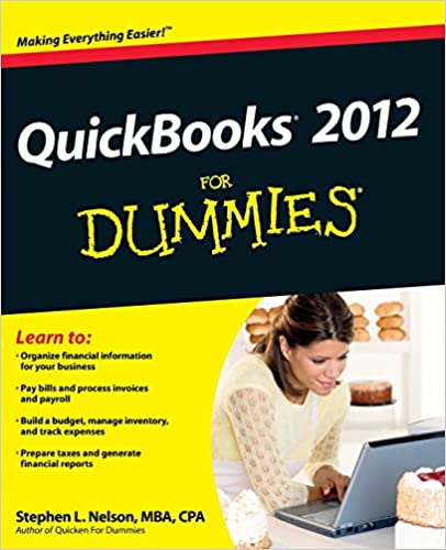 Quickbooks 2012 for dummies stephen l nelson 9781118091203 quickbooks 2012 for dummies 19th edition fandeluxe Image collections