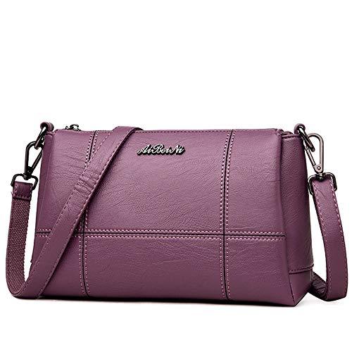 Femme Pour Simple à Purple Sac KYOKIM Bandoulière ZaW74RnXcq