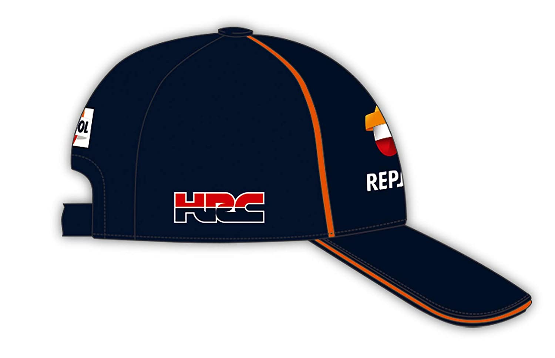 Repsol Casquette Honda Racing Baseball