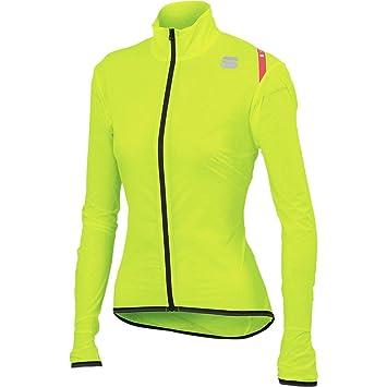Sportful Hot Pack 6 - Chaqueta para Mujer, Color Amarillo ...