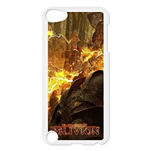 The Elder Scrolls IV Oblivion iPod Touch 5 Case White yyfD-239036