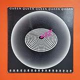 QUEEN Jazz 6E 166 Sterling LP Vinyl VG+ Cover VG+ GF Embossed