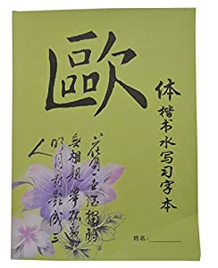 Reusable Chinese Characters Water Paper
