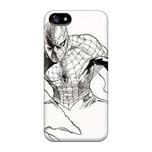Durable Case For The Iphone 5/5s- Eco-friendly Retail Packaging(spider Man Artwork)