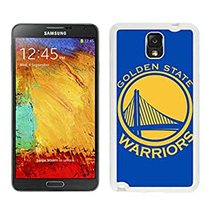 Fashionable Antiskid Cover Case For Samsung Galaxy Note 3 N900A N900V N900P N900T With golden state warriors 1 White Phone Case