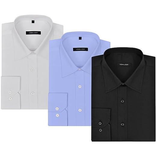 Fijo Night 3 piezas. Camisa de Juego para hombre de negocios ...