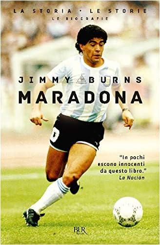 Maradona - la storia - libro italiano