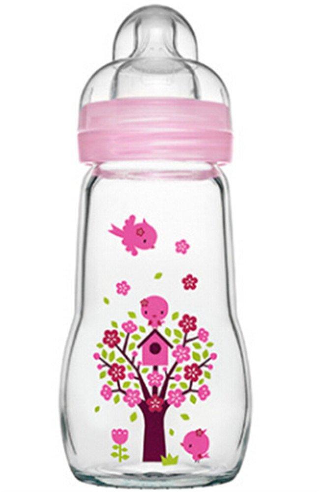glass bottles baby