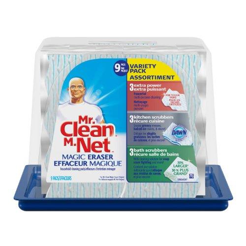 Mr. Clean Magic Eraser - 9 -