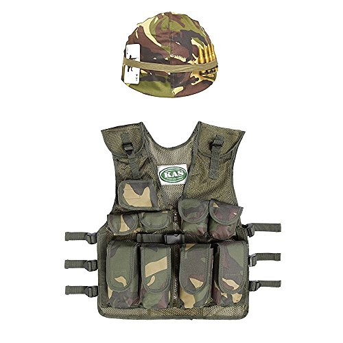 Kids  (Child Army Costumes)