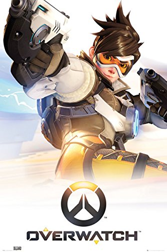 Overwatch - Gaming Poster / Print
