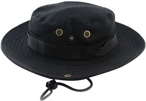 Vococal - 2 en 1 Sombrero del Cubo de Sol/Casquillo del Gorro ...