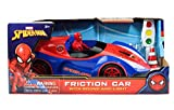 Spider-man Friction Car with Sound and Lights Walgreens Exclusive NEW
