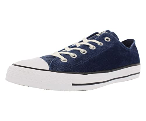 d37f08a1aa9c15 Converse Womens Chuck Taylor All Star Ox Velvet Trainers  Amazon.co.uk   Shoes   Bags