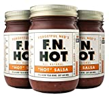 Forgetful Ned's Hot Salsa (3 pack)