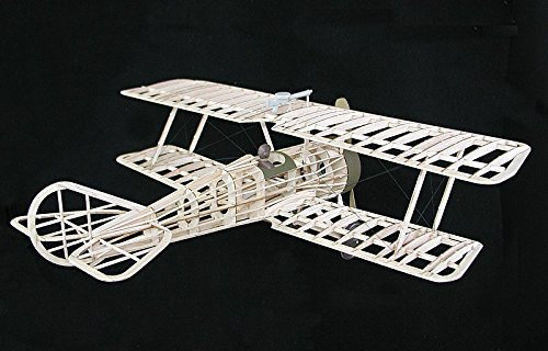 Guillow's Thomas Morse Scout Laser Cut Model Kit by Guillow (Image #3)