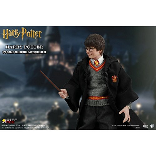 Harry Potter & The Sorcerers Stone 1:6 Scale Action Figure Toy