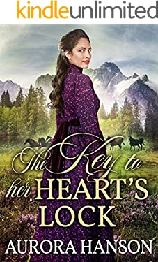 The Key to Her Heart's Lock: A Historical Western Romance Book