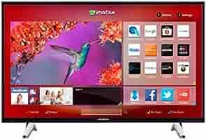 Led tv hitachi 40 40hbt42 / full hd / smart tv / wifi ready / tdt hd t-t2 / 100hz / media player / a+ / netlix / dlna / modo hotel: Amazon.es: Electrónica