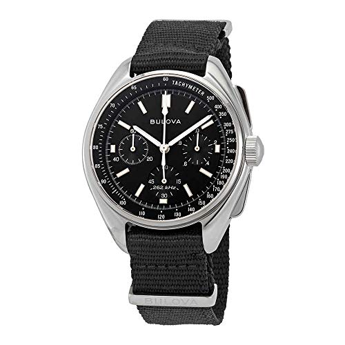 Men's Bulova Lunar Pilot Chronograph Watch 96A225