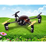 Quad Copter 2.4Ghz 4CH X-axis Helicopter RC Gyro Mini Beetle 9128