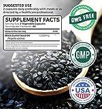 Black Seed Oil - 120 Softgel Capsules