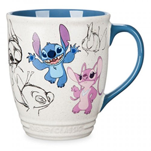 Stitch and Angel Mug - Lilo & Stitch - Disney Classics - Angel Large Mug