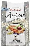 GRANDMA LUCY'S 844021 Artisan Grain Free Premix Food for Dogs, 8-Pound, My Pet Supplies