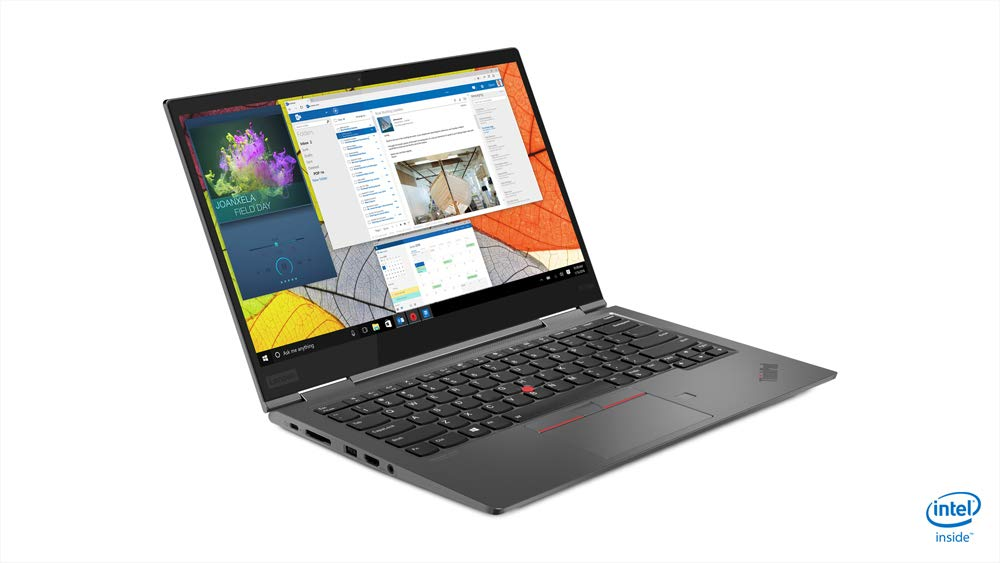 Lenovo ThinkPad X1 Yoga Gris Híbrido (2-en-1) 35,6 cm (14 ...