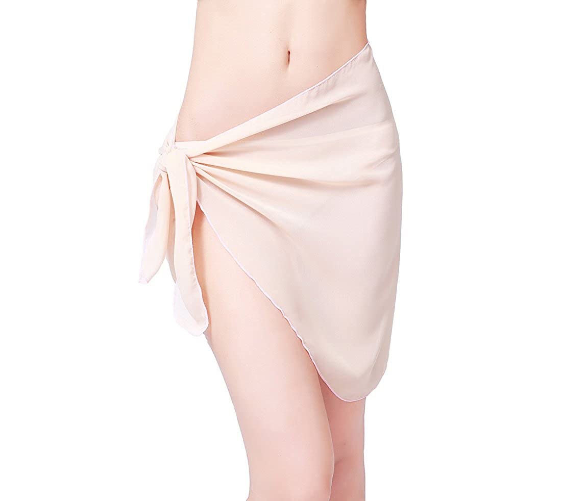 05a034eb470bb Fun Beach Sarong - Cover up your swimsuit or bikini bottom with this  trendy, fun and flirtatious mini sarong available in a wide variety of  colors.