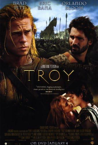 Amazon Com Troy 2004 27 X 40 Movie Poster Style C Prints Posters Prints