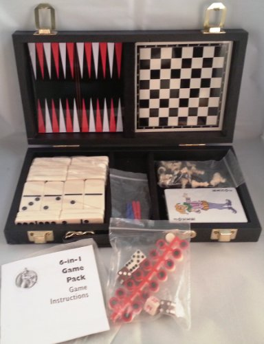 Excalibur Travel Chess (Excalibur Parlor Ultimate Games Travel Pack)