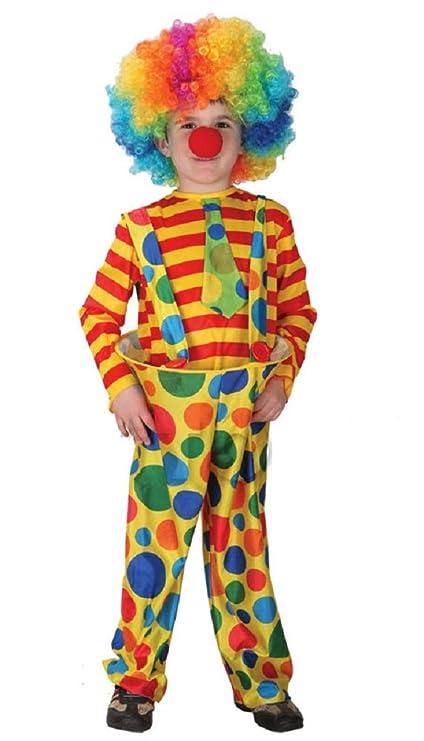 Inception Pro Infinite Talla XL - 7 - 8 años - Disfraz - Disfraz - Carnaval - Halloween - Grasa de Payaso - Circo - Amarillo - Unisex - Niños