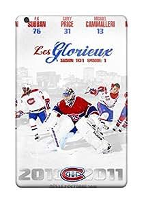 Rolando Sawyer Johnson's Shop 7790080I310250234 montreal canadiens (18) NHL Sports & Colleges fashionable iPad Mini cases