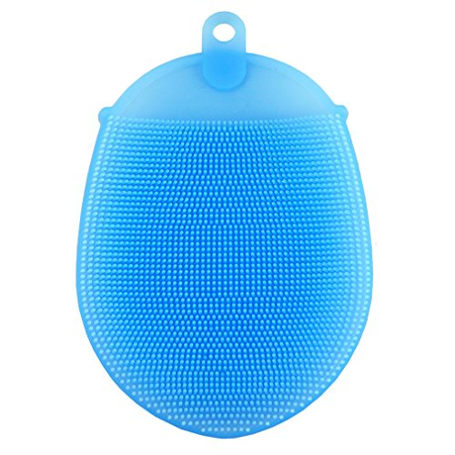 AnyBack Facial Scrubber Cleaning Pad Deep Pore Cleaning Brush - Massage,Blackheads Removing, Exfoliating (Body Tuners)