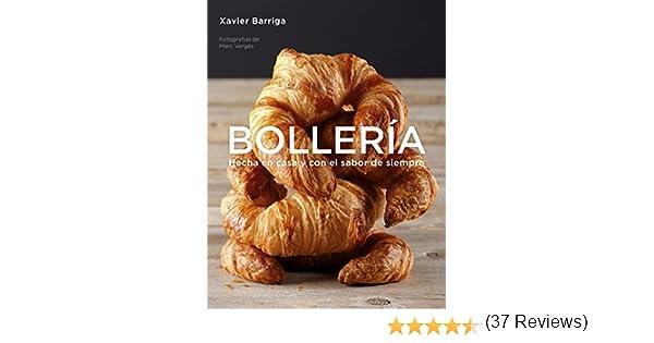 Bollería: Hecha en casa y con el sabor de siempre Sabores: Amazon ...