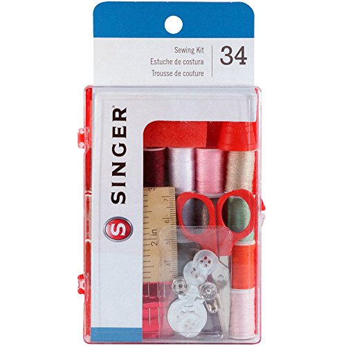 Singer 2002108 Sewing Kit in Storage Box
