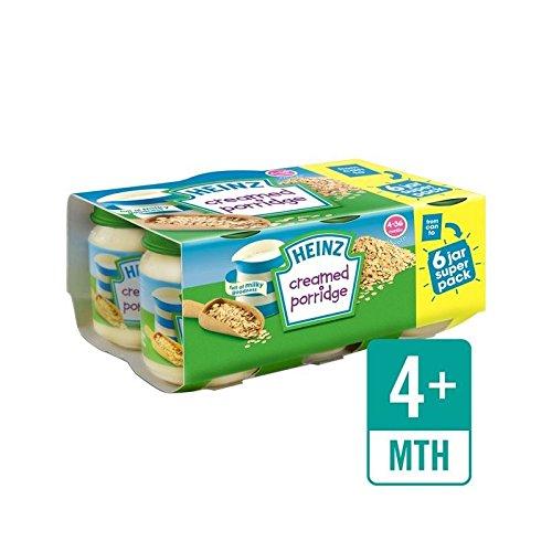 Heinz Creamed Porridge 6 x 120g - Pack of 6