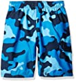 Kanu Surf Boys' Camo Swim Trunks