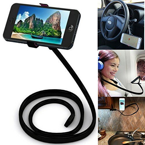 Geekx Cell Phone Holder, iPhone Stand - More Versatile than