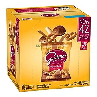 Gardetto's Original Recipe Snack Mix 1.75 oz. (42 ct.) - PACK OF 4
