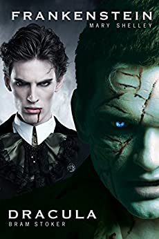 Dracula Frankenstein Horror Books Monster ebook
