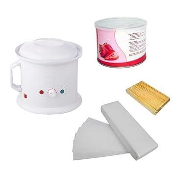 Amazon com : Huini Pot Wax Warmer Electrical 500ml 14oz 500cc