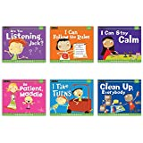 Newmark Learning MySELF Theme: I Am in Control of Myself Single Copy Set (1 each of 6 books)