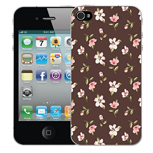iphone 5c Dur Coque couverture Pare-chocs Case Cover - herbaceous conception par Mobile Case Mate