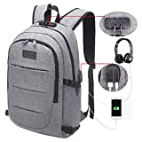 Best Portable & Gadgets Laptop Backpacks - Tzowla Business Laptop Backpack, Water Resistant Anti-theft College Review