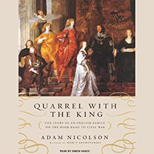 Quarrel with the King Audiobook